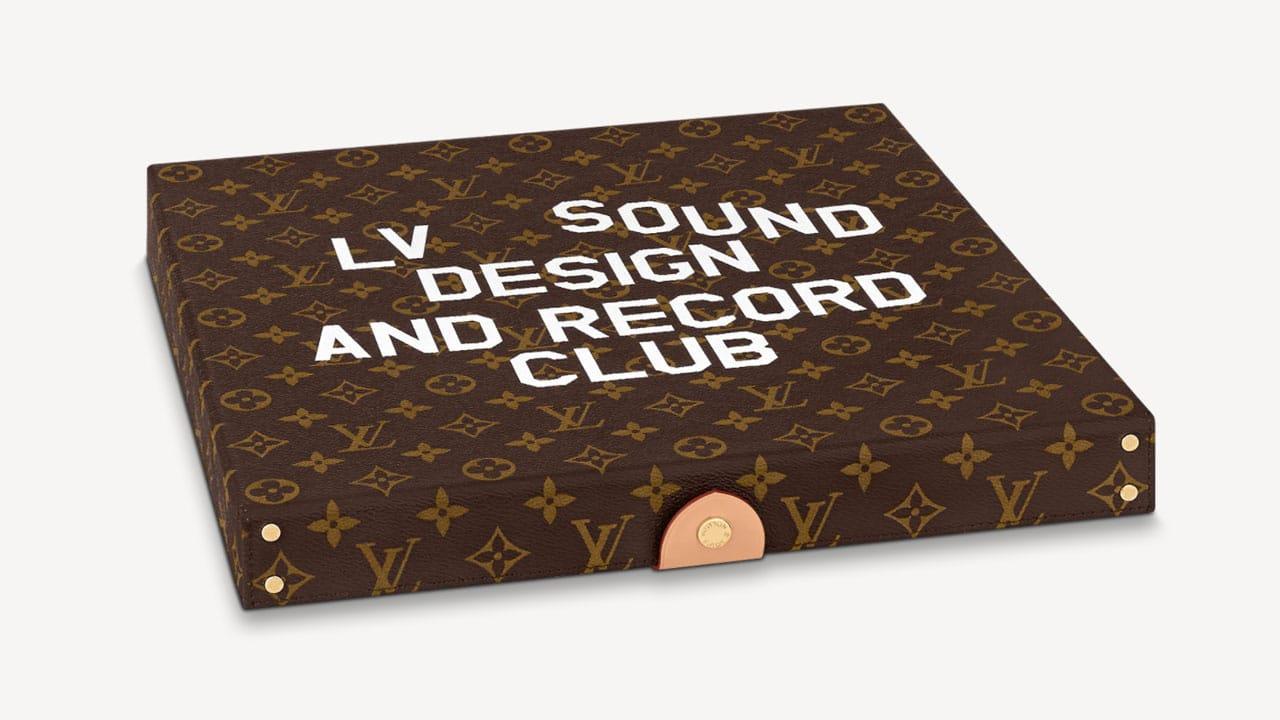 La strana scatola per vinili di Louis Vuitton thumbnail