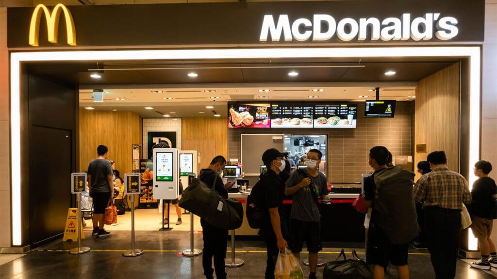 McDonald's Milkshake esauriti Regno Unito