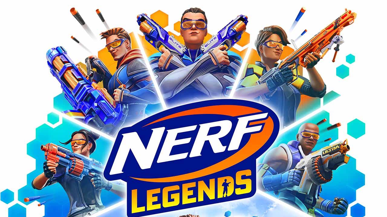 NERF: Legends, tutti i dettagli del titolo in arrivo su PC e console thumbnail