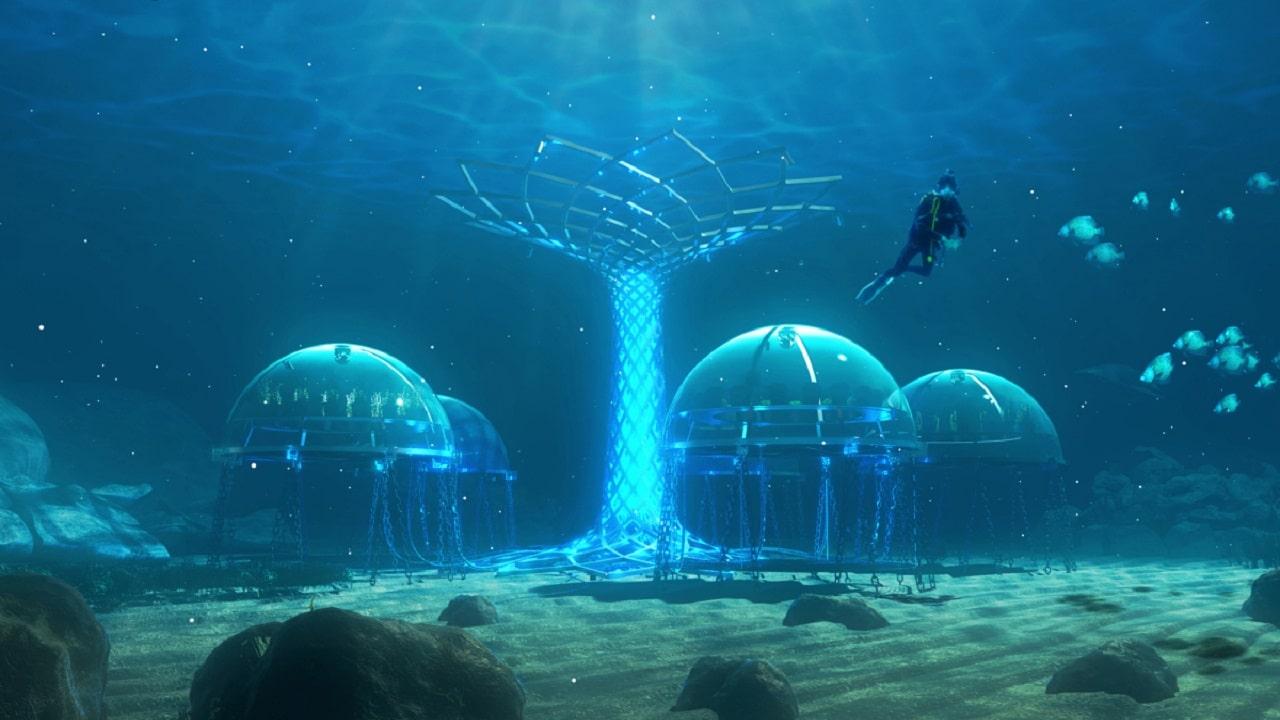 Nemo's Garden, il primo orto subacqueo del mondo thumbnail