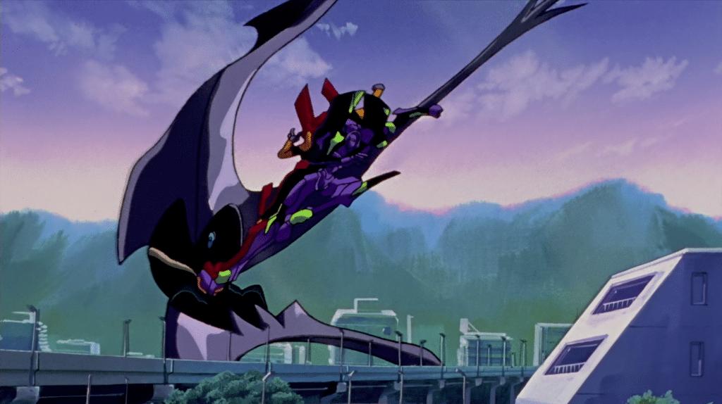 Neon Genesis Evangelion ordine di visione serie