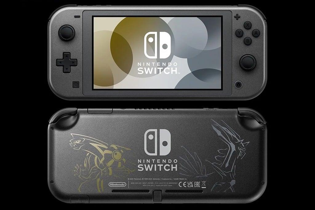 Nintendo Swith Lite Dialga