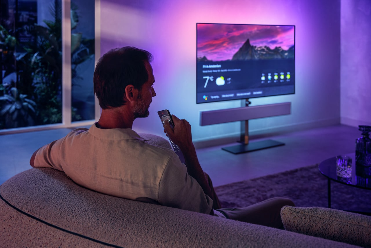 TP Vision Live 2021: Philips in prima linea con i nuovi Tv OLED+ thumbnail