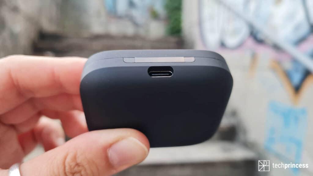 OnePlus Buds Pro recensione ricarica