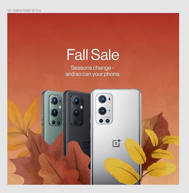 OnePlus autunno sconti offerte-min