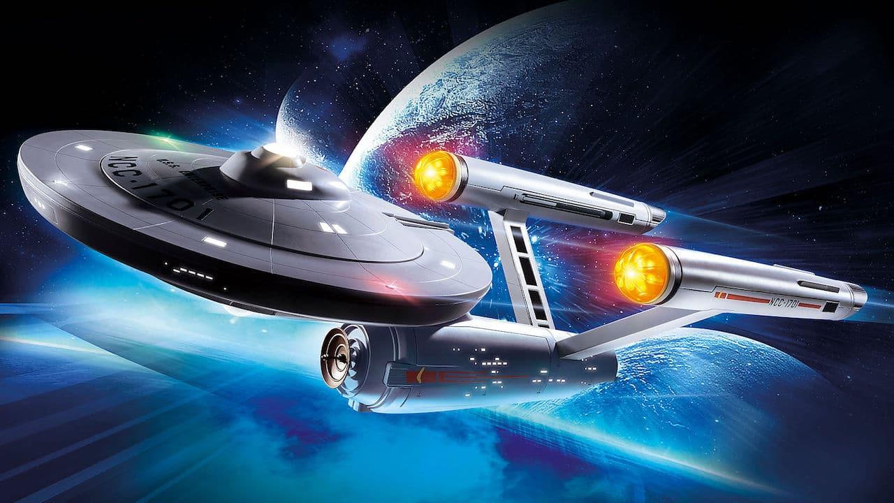 L' U.S.S. Enterprise di Star Trek diventa un modello Playmobil thumbnail