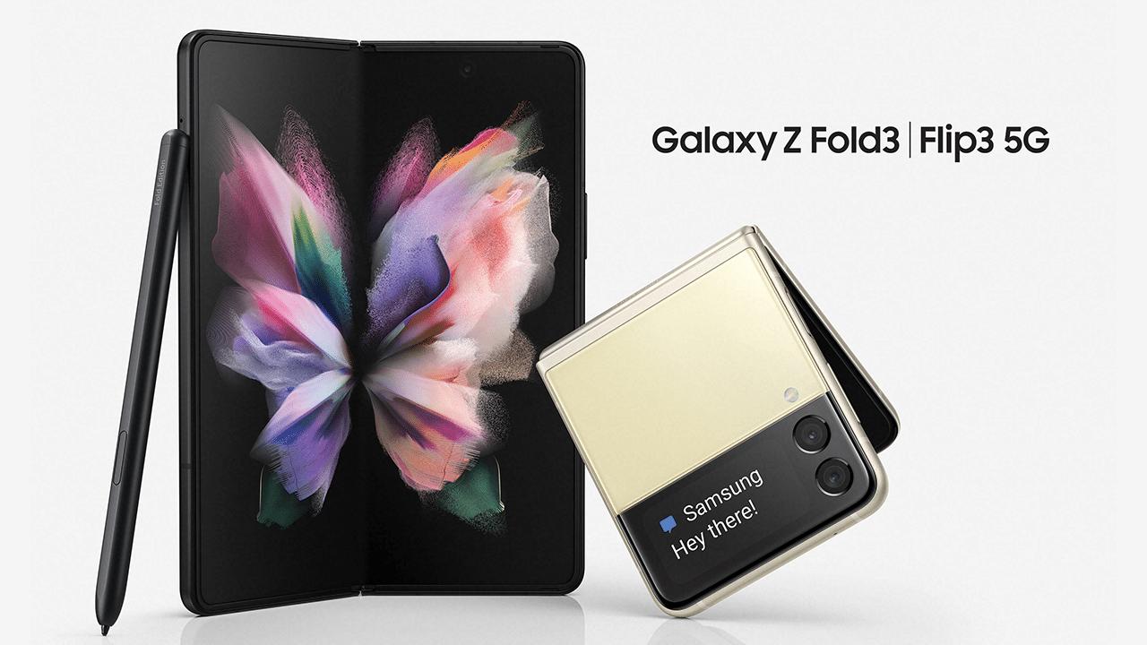 Samsung Galaxy Z Fold 3 e Flip 3: provali per 60 giorni e poi decidi thumbnail