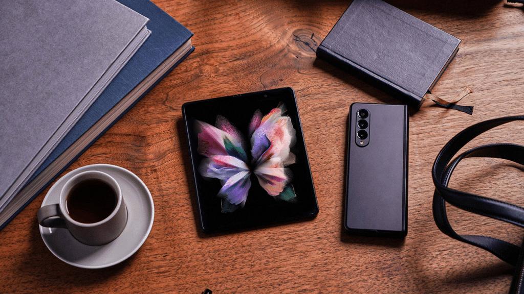 Samsung Galaxy Z Fold 3 promozione