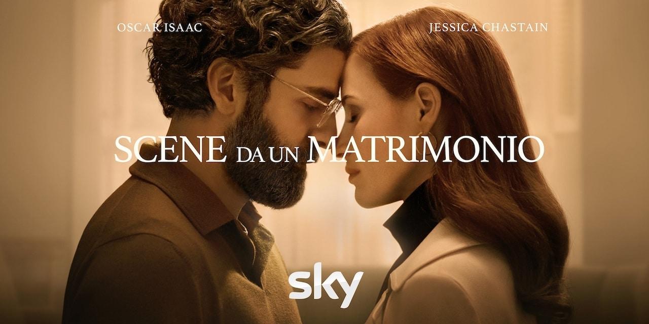 Scene da un matrimonio: il trailer della miniserie con Jessica Chastain thumbnail