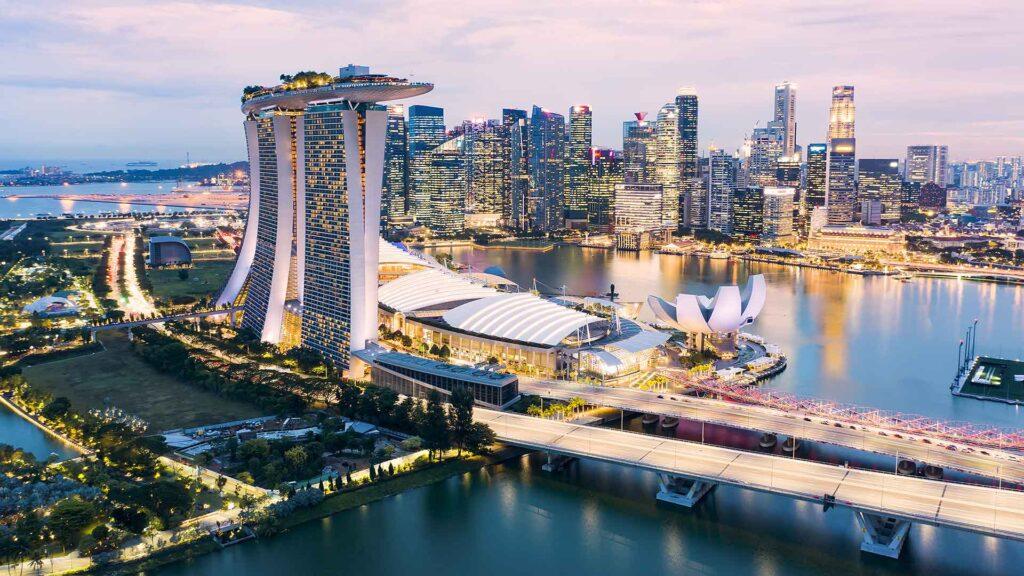 Singapore qualità della vita