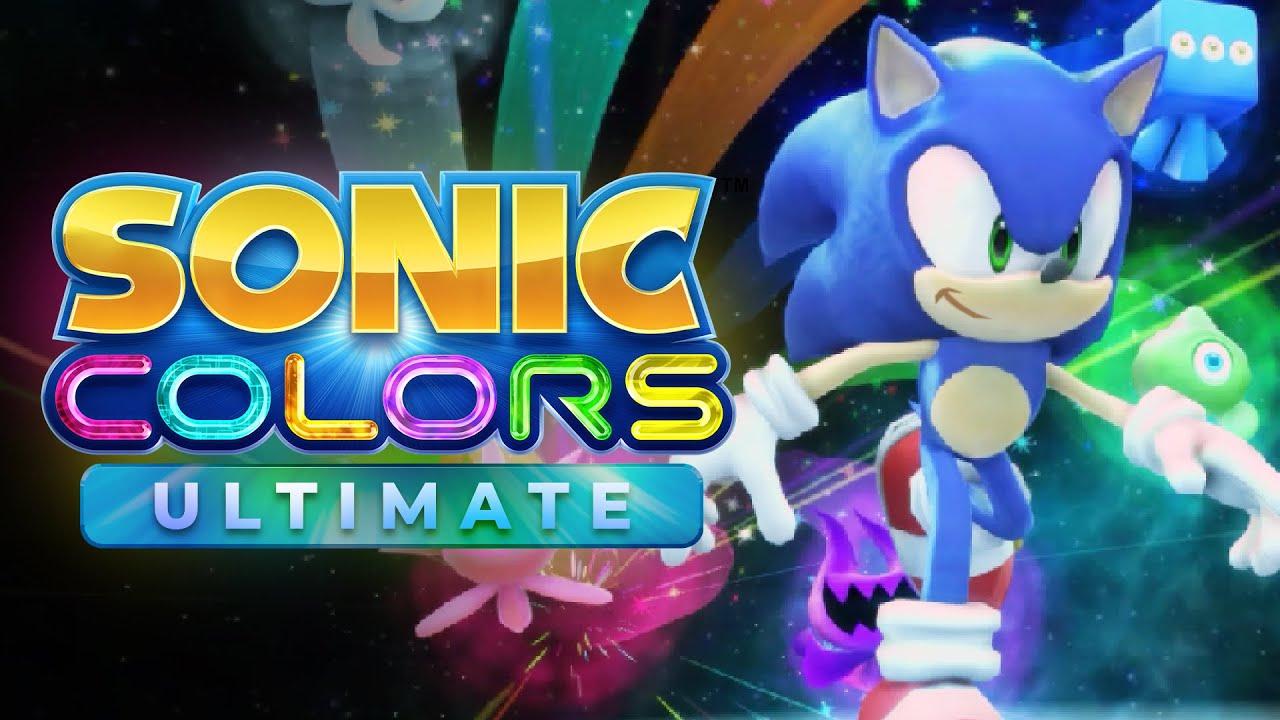 Ecco il nuovo Trailer di Sonic Colours: Ultimate thumbnail