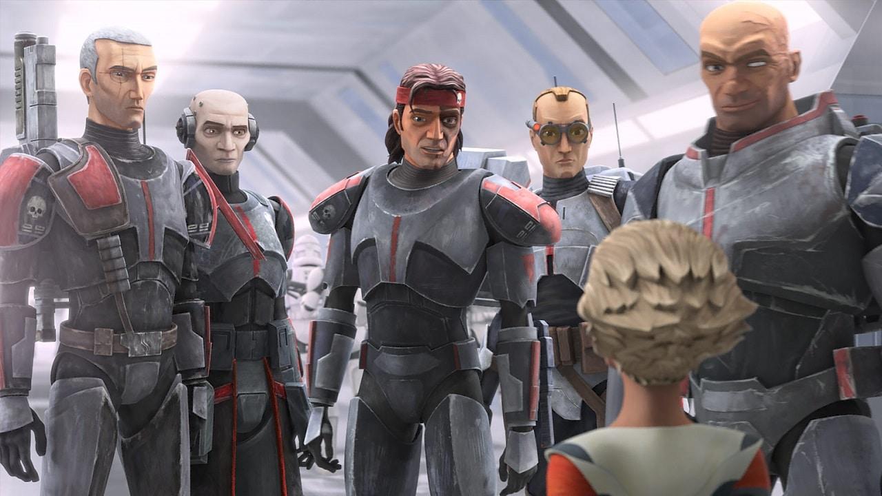 Disney annuncia la seconda stagione di Star Wars: The Bad Batch thumbnail