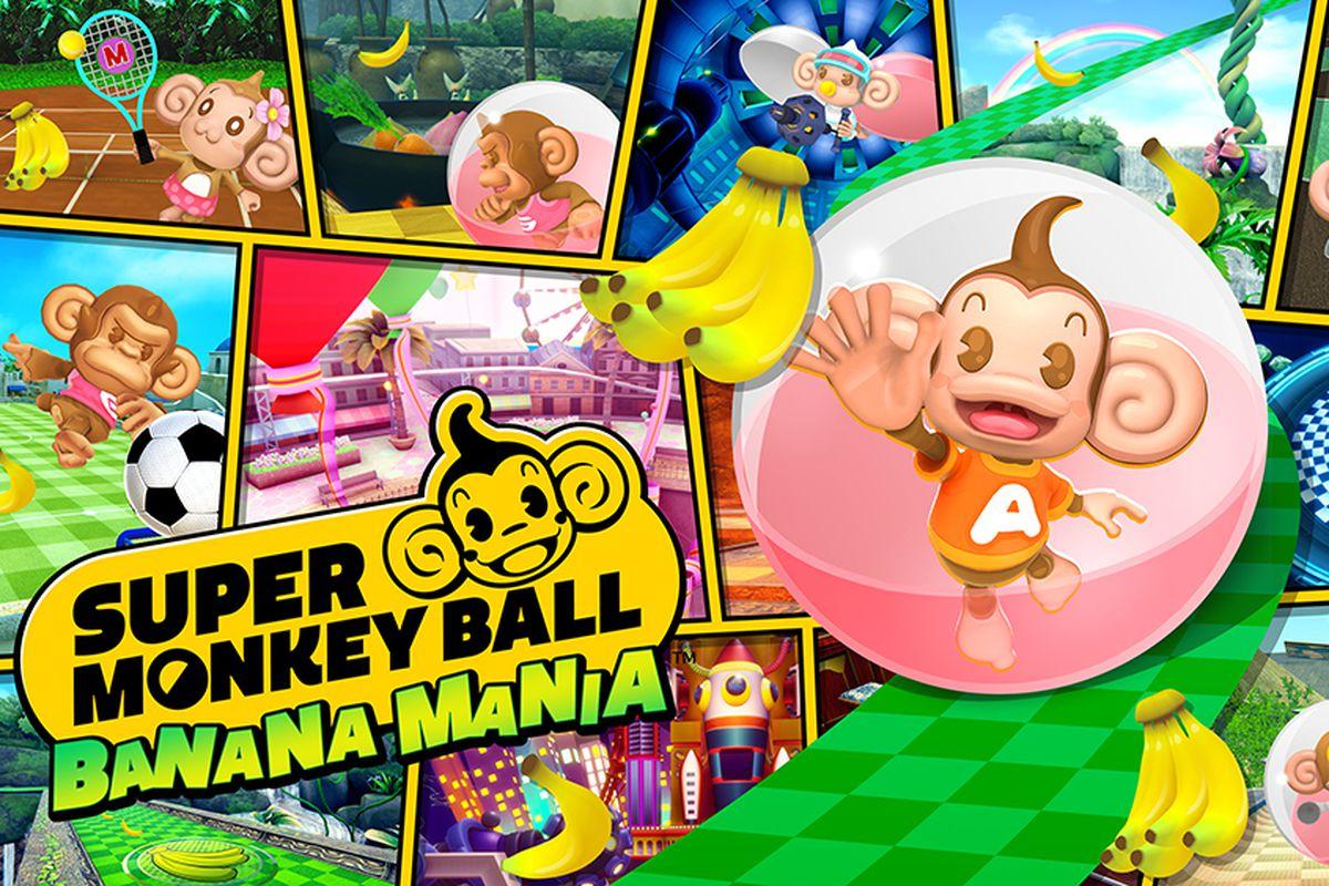 Super Monkey Ball Banana Mania: Kiryu Kazuma sarà un personaggio giocabile thumbnail