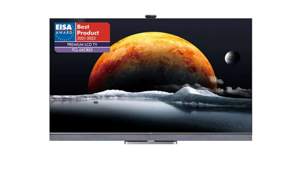 TV TCL Mini LED 65C825