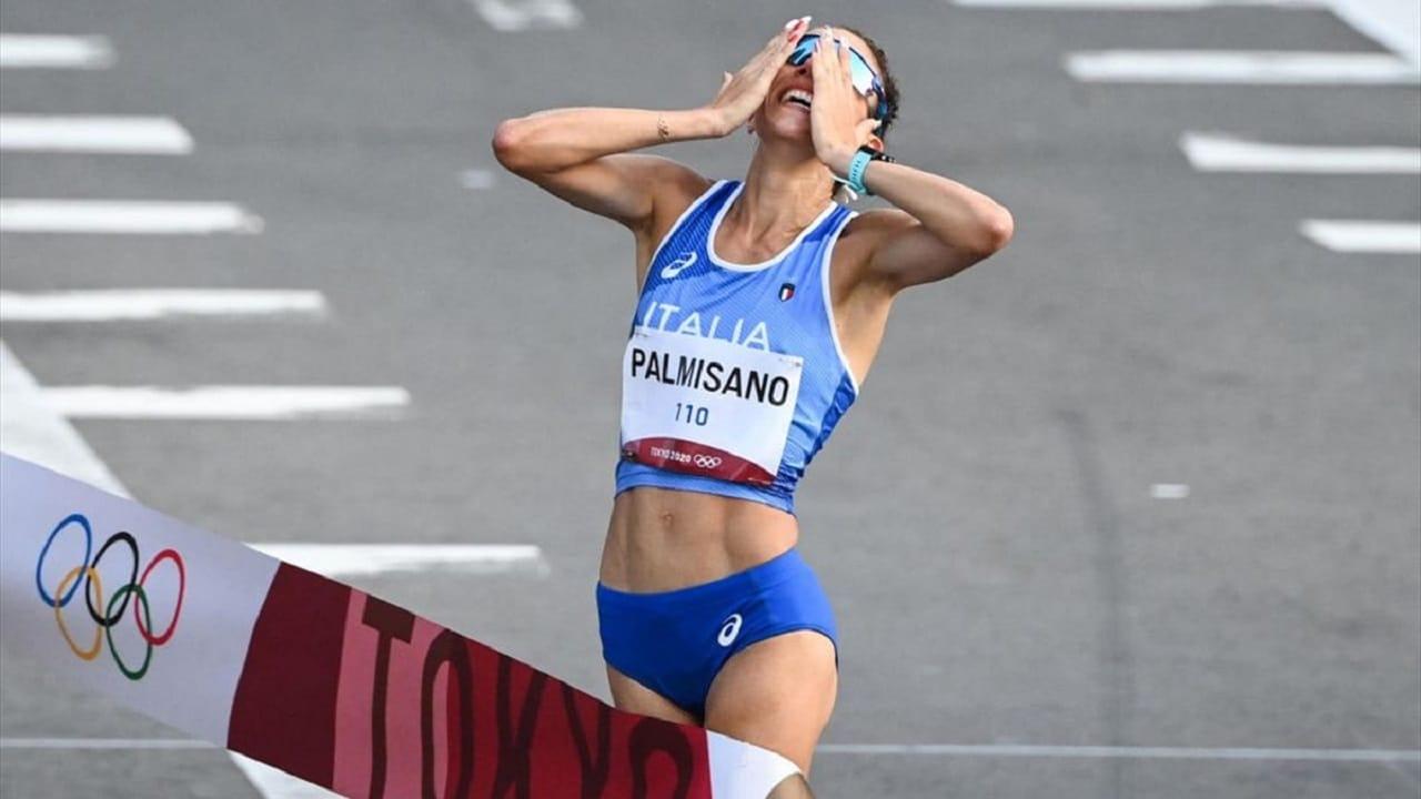 Antonella Palmisano vince l'oro alle Olimpiadi di Tokyo 2020 thumbnail