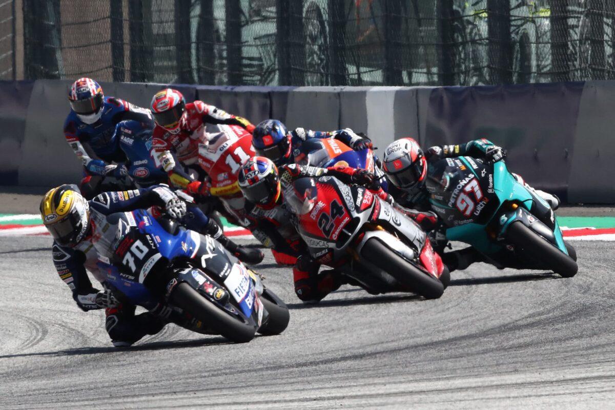 Triumph: confermata la fornitura esclusiva dei motori per il Mondiale di Moto2 thumbnail