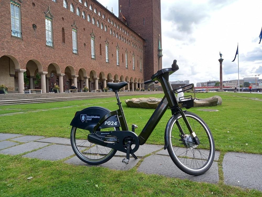 A Stoccolma il bike-sharing si farà con i veicoli di VAIMOO thumbnail