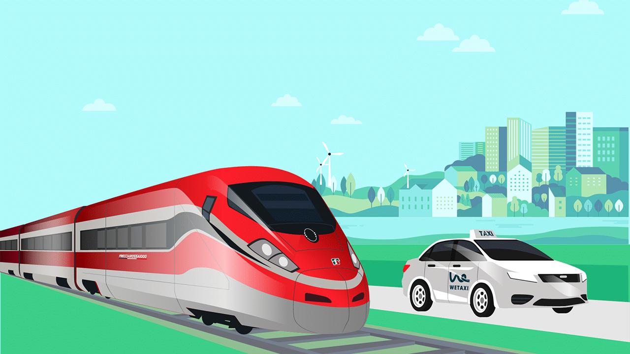 Moovit e Wetaxi: l'uso di mezzi pubblici è in crescita thumbnail