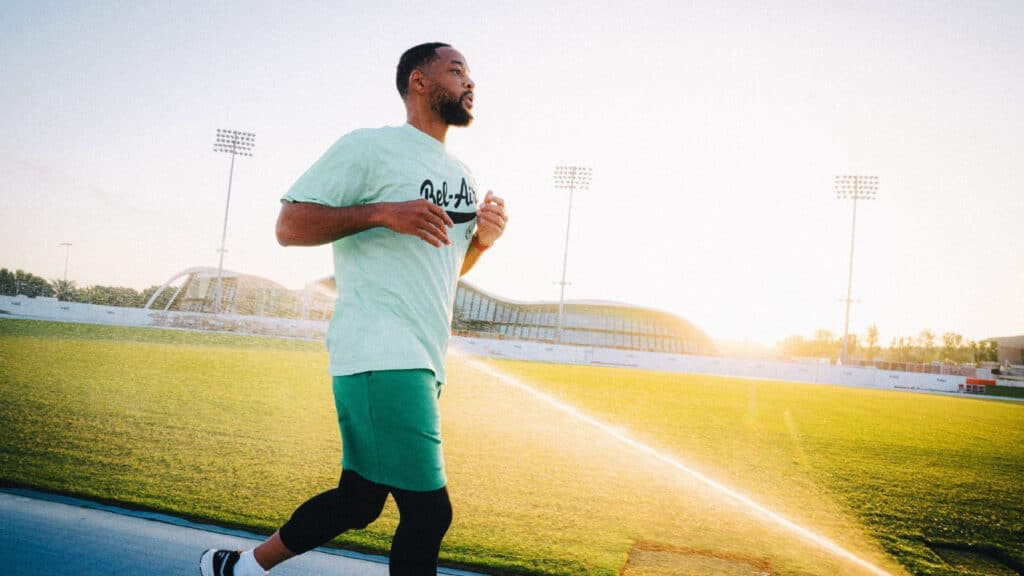 Will Smith fitbit