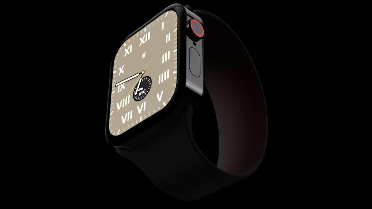 Design innovativo per Apple Watch Series 7? thumbnail