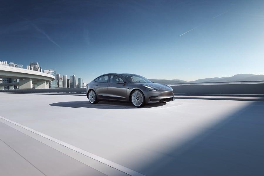 auto elettriche più vendute model 3