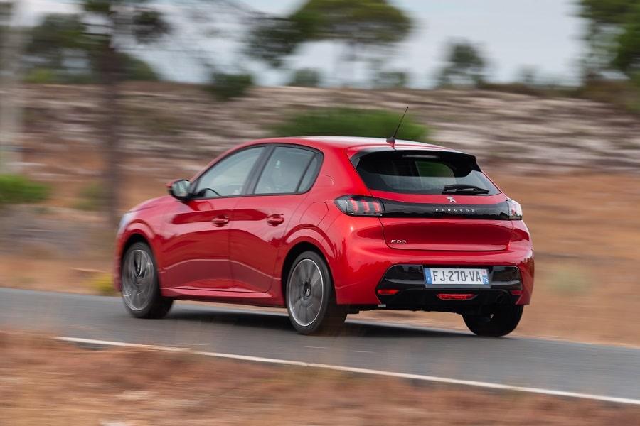 auto più vendute europa 208 post