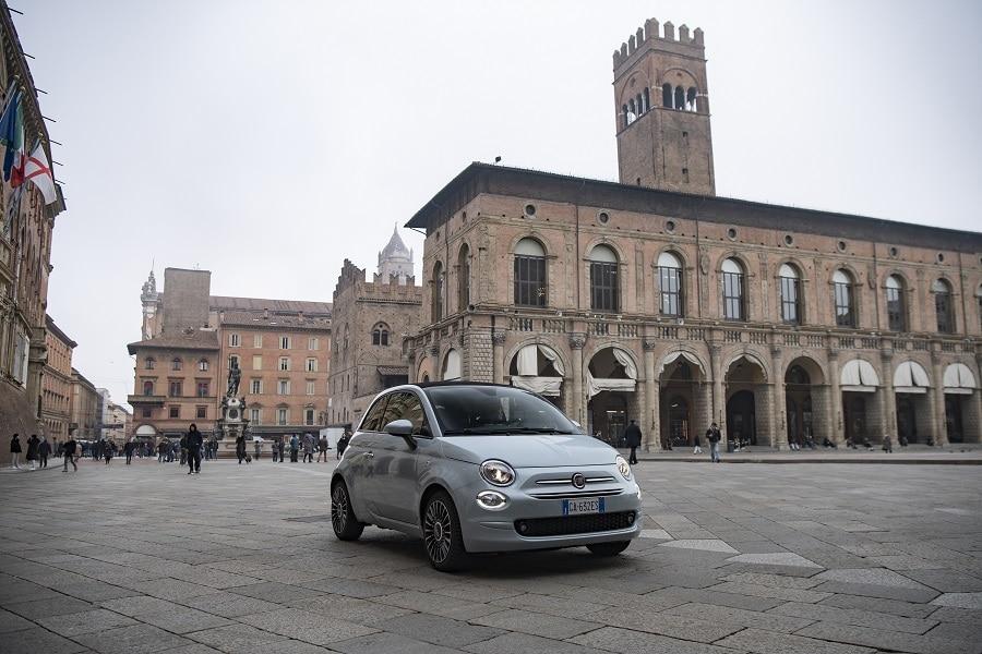 auto più vendute europa 500 termica