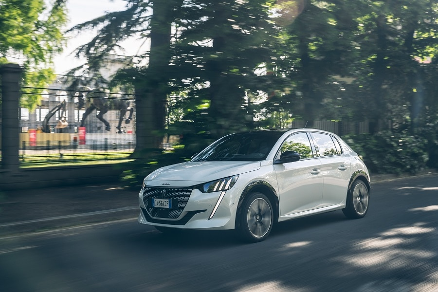 auto più vendute europa Peugeot 208
