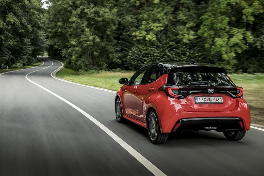 auto più vendute europa yaris post