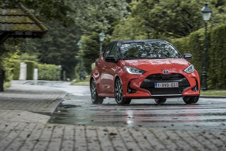 auto più vendute europa yaris