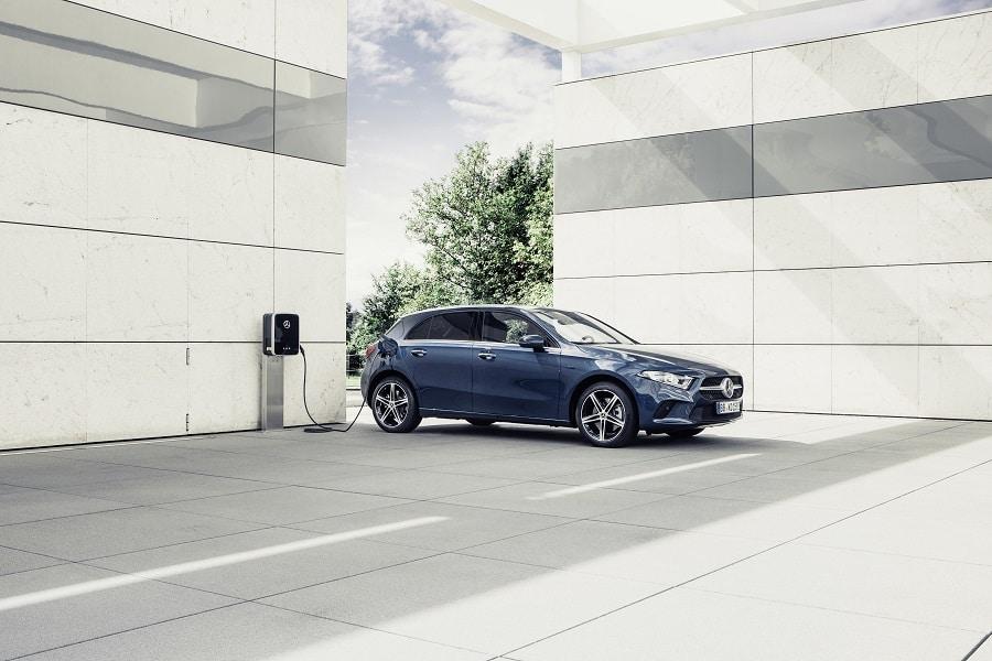 auto-plug-in-piu-vendute-Mercedes-Classe-A