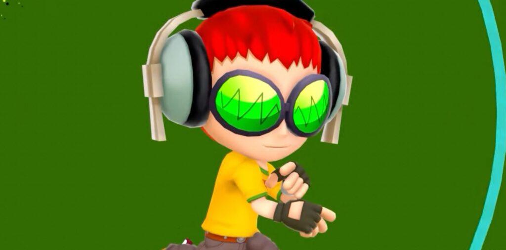 Super Monkey Ball Jet Set Radio