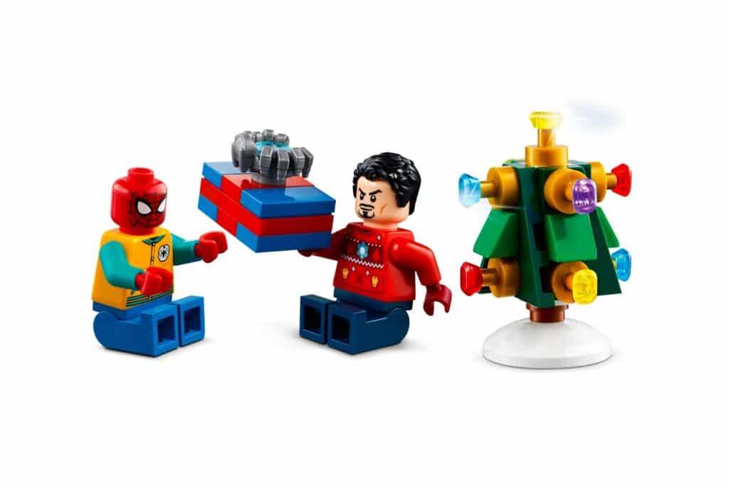 calendario avvento Lego The Avengers