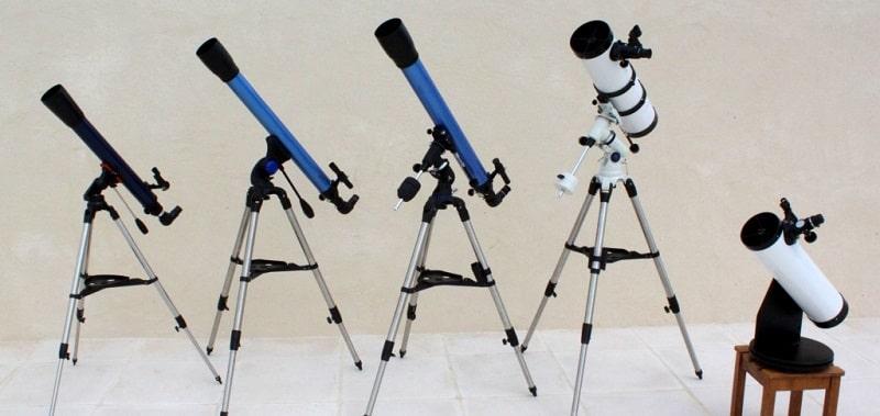 come scegliere i migliori telescopi-min