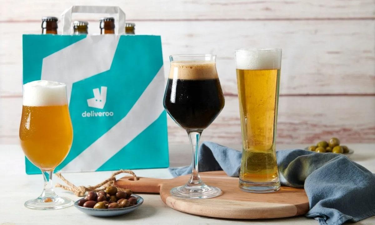 Crescono gli ordini di birra a domicilio su Deliveroo thumbnail