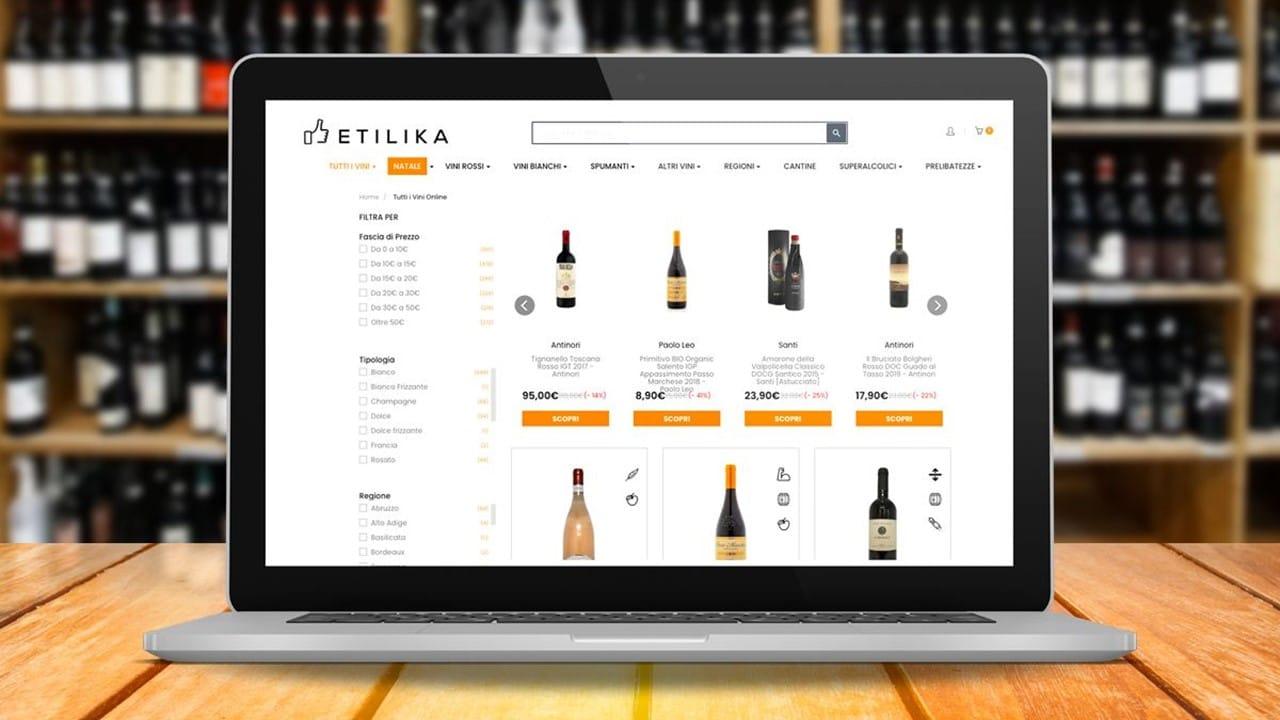 Etilika, enoteca online, spiega come scegliere un vino di qualità in rete thumbnail