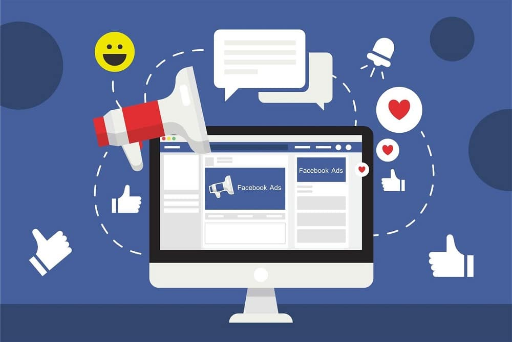 Facebook annunci