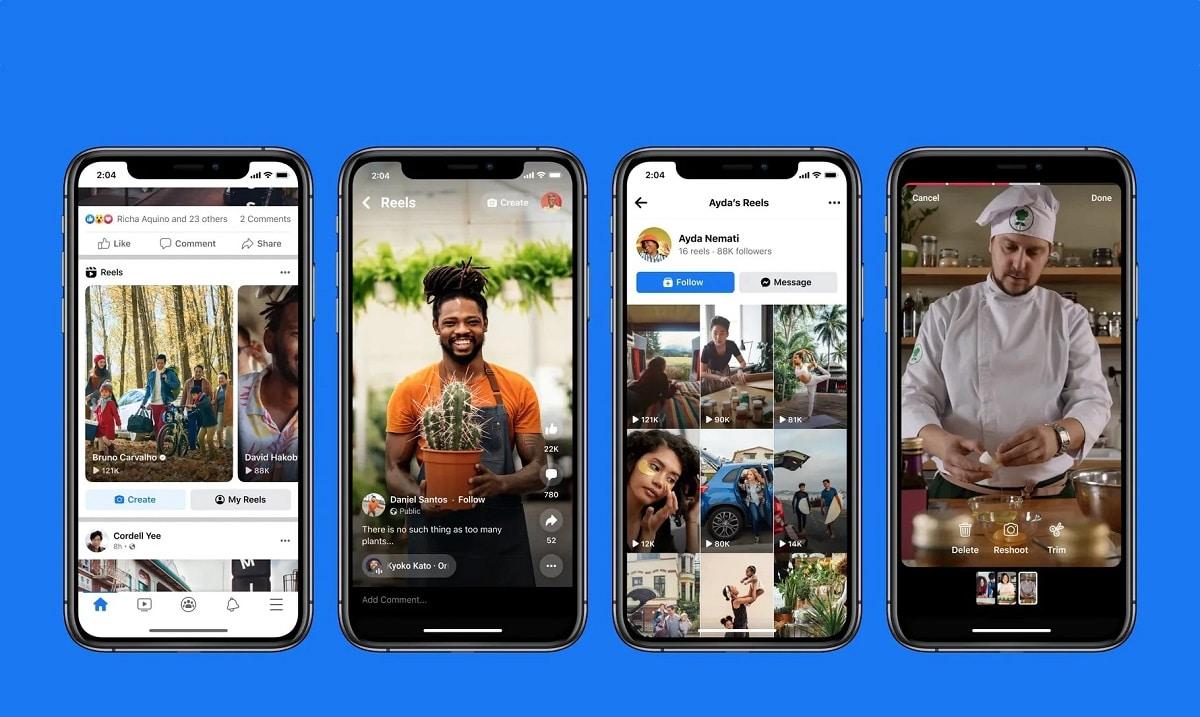 Facebook copia Instagram e lancia i Reels thumbnail