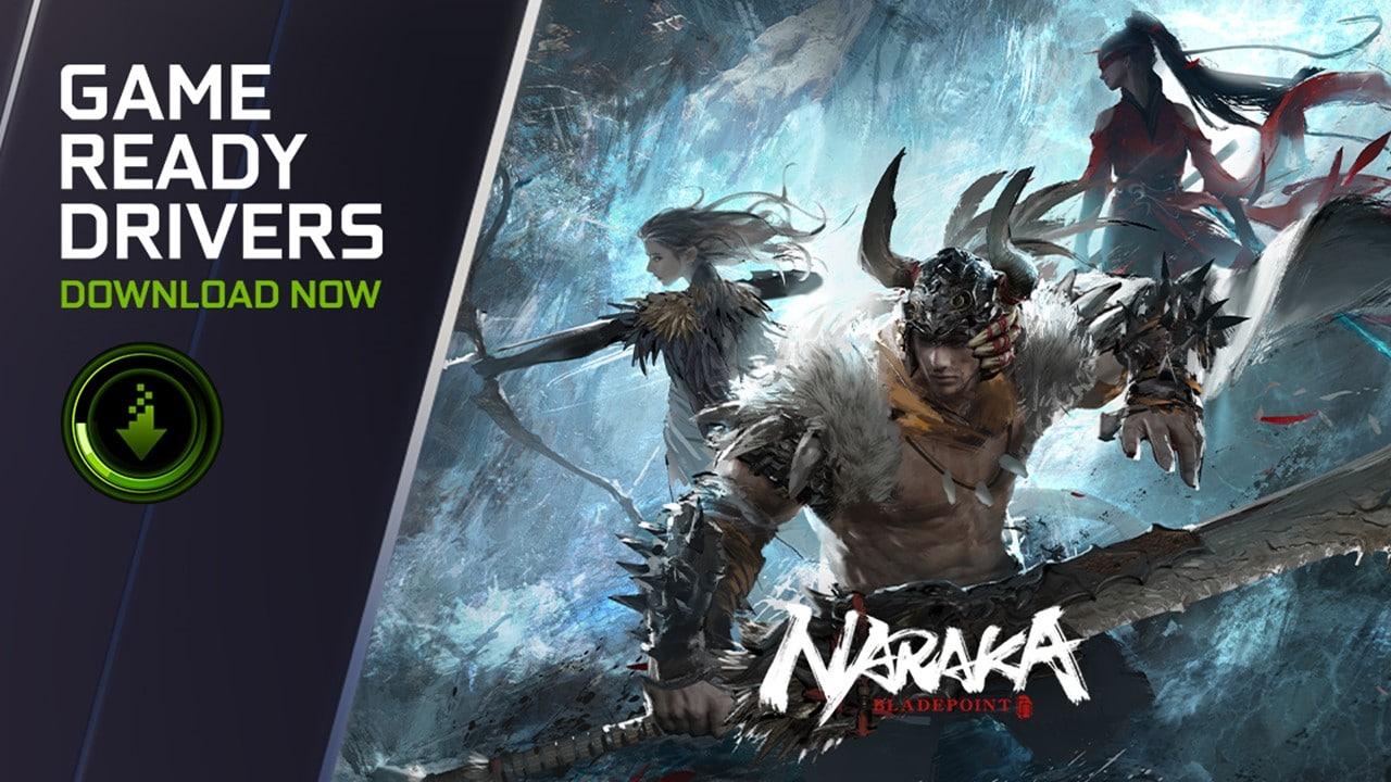 Nvidia rilascia i nuovi driver GeForce Game Ready per l'uscita di Naraka: Bladepoint thumbnail