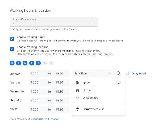 google calendar luogo di lavoro-min