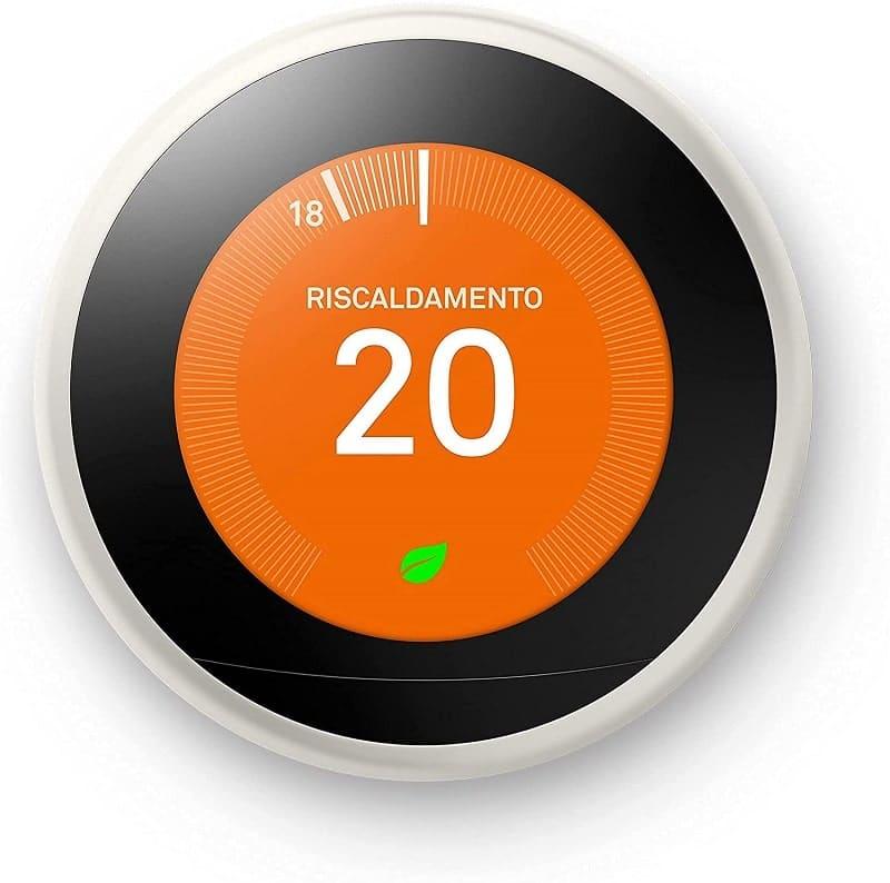 google nest learning migliori termostati smart 2021-min