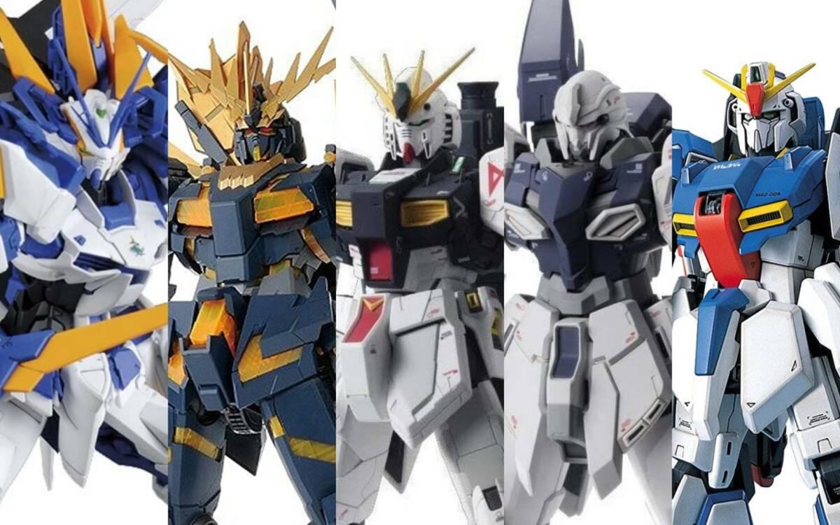 Bandai Namco: ecco il progetto per il riciclo degli scarti dei modellini Gundam thumbnail