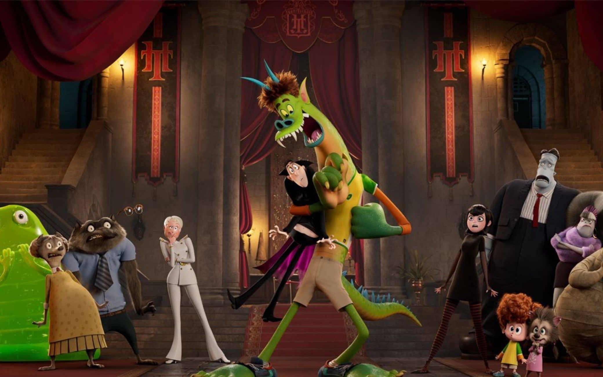 Hotel Transylvania 4 salta la sala cinematografica: in arrivo un accordo con Amazon thumbnail
