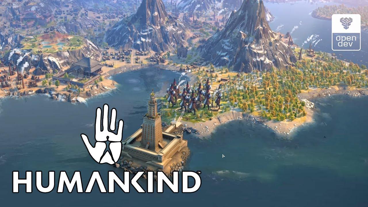 HUMANKIND si mostra in un nuovo trailer in vista dell'uscita thumbnail