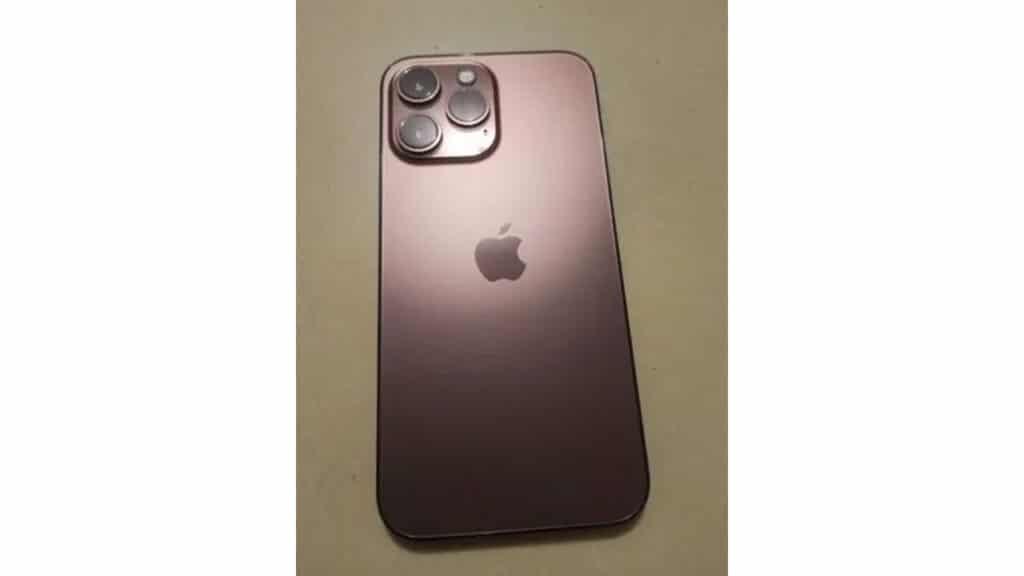iPhone 13 Rose Gold