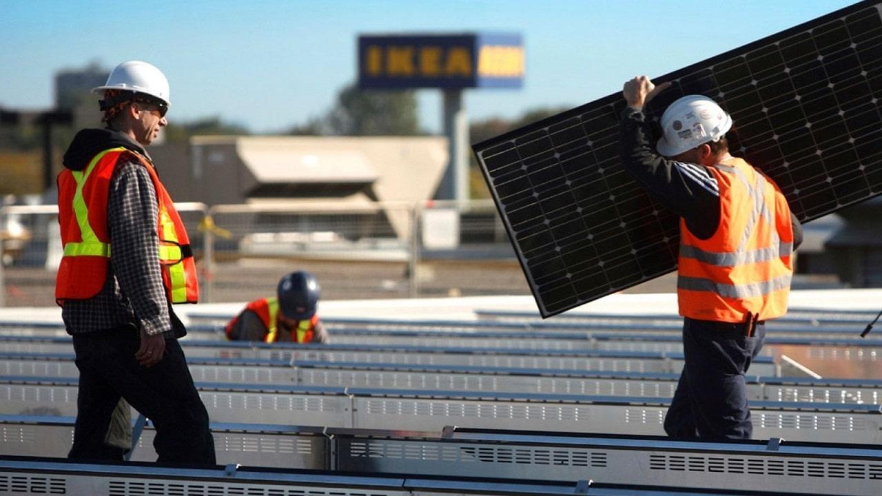 IKEA venderà energia rinnovabile ma solo in Svezia thumbnail