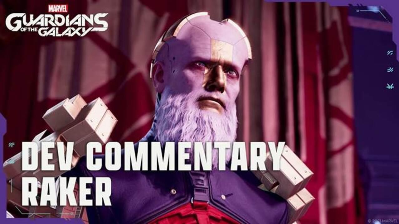 Marvel's Guardians of the Galaxy: il nuovo trailer mostra uno dei villain del gioco thumbnail