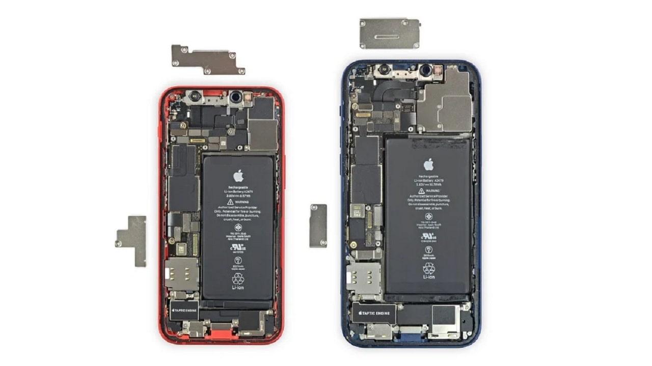 Apple fa spazio negli iPhone per batterie più grandi thumbnail