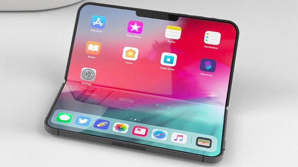 iphone fold apple pieghevole smartphone-min