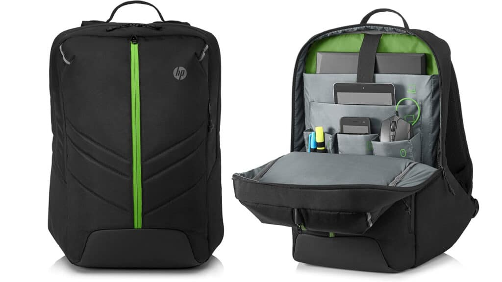 migliori zaini PC 2021: HP Pavilion Gaming Backpack 500